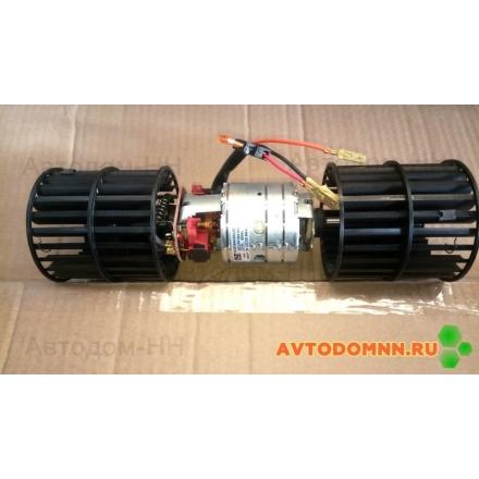 Мотор с крыльчаткой 2 скор Zenith 12 V отопитель Zenith 8000, Кормас 806 000 03 6402013E