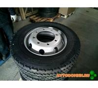 Колесо 245/70 R19,5 в сборе на диске 8шпилек (Cordiant) ПАЗ-320412 Cordiant