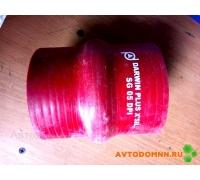 Патрубок воздушный (Камминс, красный-короткий) (Д-76) ПАЗ