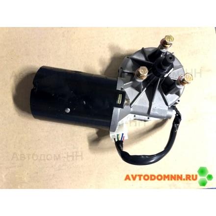 Мотор стеклоочистителя (Аналог МРМ М57 Белробот) ДК ПАЗ-3204 С20-50.100/МРМ М57 004167