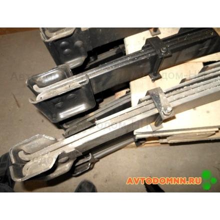 Рессора задняя ПАЗ 11 листов ПАЗ-3205, ГАЗ-33081, ГАЗ-3308 3308-2912012 ОАО ГАЗ