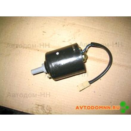 Привод вентилятора отопителя ГАЗ-3302, ЗИЛ, ПАЗ (60 Вт. салон) ПАЗ 197.3730 КЗАЭ г.Калуга