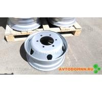 Диск колеса ПАЗ 3204, 3237 (R-19, 5) (6-ть шпилек) эмаль с м/эффектом ГАЗон Next .167.510.3101012-21ПП