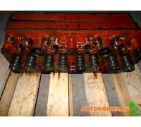 Головка блока цилиндров (Евро 2) ПАЗ 245-1003012-Б1 ММЗ