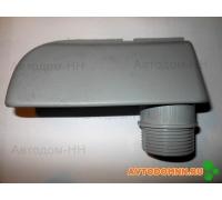 Дефростер обдува ветр. стекла левый серый ПАЗ 3205-8102037-01