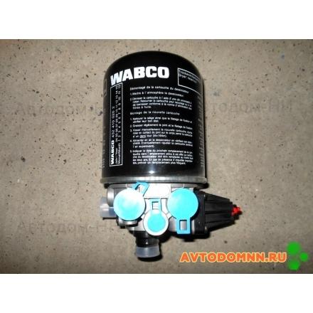 Осушитель воздуха Wabco 24В ПАЗ-4230, 4238, ЛИАЗ-5256, 5292, 6212, ГАЗ-22304, 3309, ГАЗ-33081 ЕГЕРЬ 2 4х4, МАЗ, Камаз, DAF / LEYLAND 4324101020 WABCO