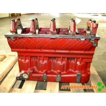 Блок цилиндров с заглушкой Д-245 ВАЛДАЙ 245-1002001-01 ММЗ