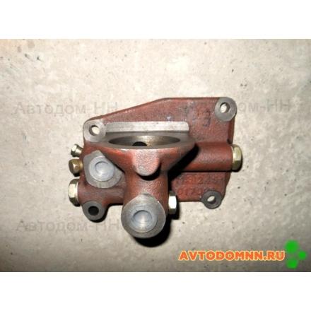 Корпус масляного фильтра дв.Д-243, Д-245С2, Д-245.5С2, Д-245.43 (БЗА) 245-1017015-В ММЗ