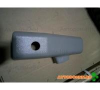 Кожух замка зажигания левый (нового образца сер.) ПАЗ 3205-3403040-13