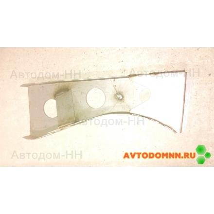 Консоль №2 левой боковины ПАЗ 32053-5101204