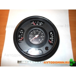 Комбинация щитка приборов 24В (Автоприбор) ПАЗ 50.3801010