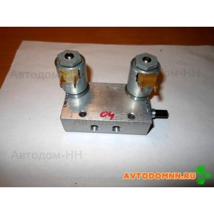 Клапан механизма открывания дверей ПАЗ-672 ЭПК-50-04