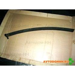 Лист 3 с хомутом 3-х листовой рессоры г.Чусовой ГАЗ 3221-2912050