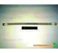 Шланг тормозной задний Г3310 Валдай (гайка-гайка) 33104-3506025 ДЗТА