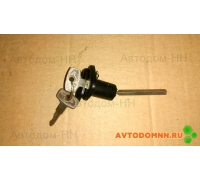Личинка замка двери водителя с ключом (короткая) ПАЗ-3204 3204-6405060