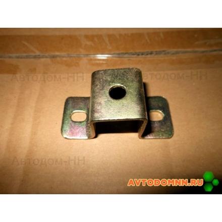 Кронштейн креп. амортиз. мотолюка на кузове ПАЗ 3205-5313024