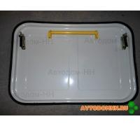 Крышка люка вентиляции в сборе ПАЗ 3205-8104011-20