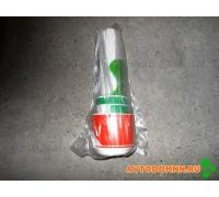 Лента боковая (самоклеющая) (н/о оранж/зелен) кляксы (зеленые) 108