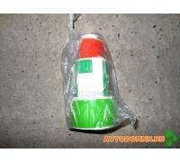 Лента боковая ромбами (н/о оранжево/зеленая) ромбы/32053-10-02 Д