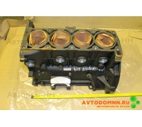 Блок цилиндров с крышками коренных подшипников двигатель ЗМЗ-40525, 4092 405.1002010-60 ЗМЗ