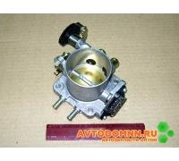Дроссель двигатель ЗМЗ-40522, 409, с датчиком Рикор 4062.1148100-13 ЗМЗ