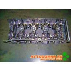 Головка цилиндров (с клапанами) с прокладкой и крепежом к-т двигатель ЗМЗ-40524, 40525, ...