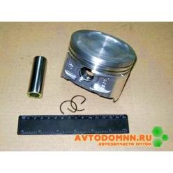 Поршень с пальцем и стопорными кольцами к-т двигатель ЗМЗ-409 96,0 mm 409.1004014-02-АР ...