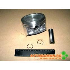 Поршень с пальцем и стопорными кольцами к-т двигатель ЗМЗ-409 96,5 mm 409.1004014-02-БР ...