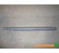 Облицовка стыка левой боковины верхняя (пластик) ПАЗ 3205-5402136