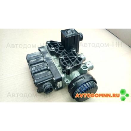 Клапан электромагнитный Лиаз-5292 дв. ман. волгабас-5270 полож.кузова ЛИАЗ 472 880 061 0 WABCO