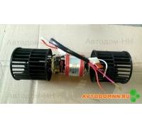 Мотор отопителя (двухстор.) 24-V (Зенит 8000) 6402012Е