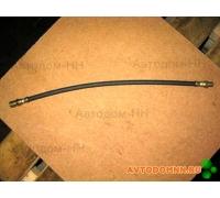 Шланг тормозной передний Г3307,53,2401/РАФ(задний), ПАЗ(задний) ПАЗ 53-3506025-01 ДЗТА