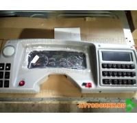 Панель щитка приборов в сборе с комбин. и кнопками ПАЗ-3204 320301-03-3805005