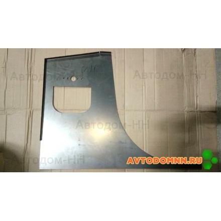 Панель левая с подножкой 320402-03-5401210