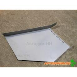 Панель воздуховода левая (заглушка) ПАЗ 3205-07-8101152-01