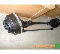 Ось передняя с тормозами в сборе ПАЗ 3205-3000012-20