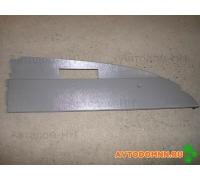 Панель приборов правая серая пластик (торпеда) Диз ПАЗ 3205-5325040-10 (С)