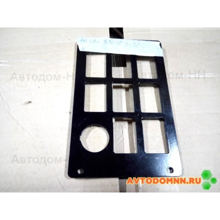 Панель выключателей щитка приборов ПАЗ-4230 4230-3805011-30