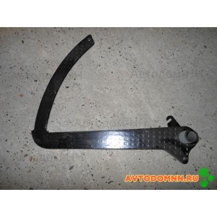 Педаль сцепления ПАЗ 3205-1602412-01