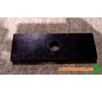 Подкладка обоймы буфера задней рессоры ПАЗ 3205-2912416-01