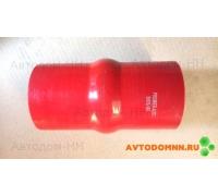 Патрубок воздушный (Камминс, красный) ПАЗ 4308-1170245
