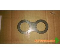 Пластина переднего щита (гидравлика) ПАЗ 672-3501033-10