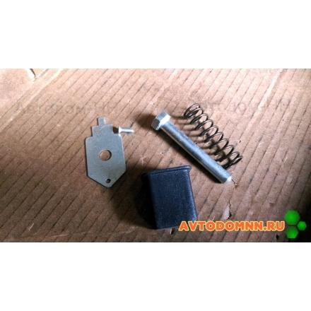 Р/к ручки двери водителя (полный с крышкой) ПАЗ 11.3512009-30