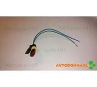 Разъем 2-х контактный овальн. для фонарей (50-3731-06/07/08) 282080-1