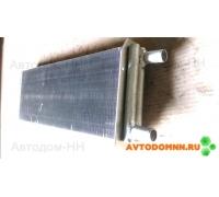 Радиатор для фронт. отопителя (одинарный) (Вектор) ПАЗ-320412-05 320405-04-8101060