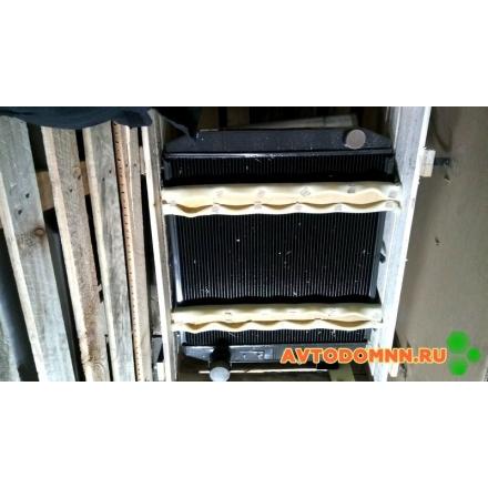 Радиатор охлаждения в сб. с интеркуллером КАВЗ-4238 4238-1301005