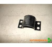 Скоба крепления торсиона стабилизатора ПАЗ 3206-2906048