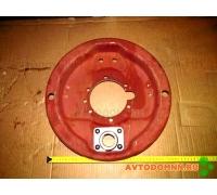 Щит заднего тормоза с усилителем и опорой (Канаш) левый 23-3502021