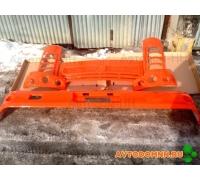 Бампер передний н/о ПАЗ-320402-03 320402-03-2803010