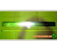 Панель ветрового стекла наружная нижняя ПАЗ 3205-5301138